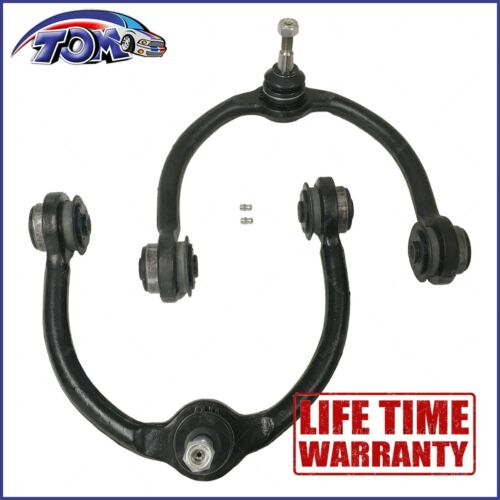 New 2x Front Upper Control Arms w// Ball Joints For Jeep Commander Grand Cherokee