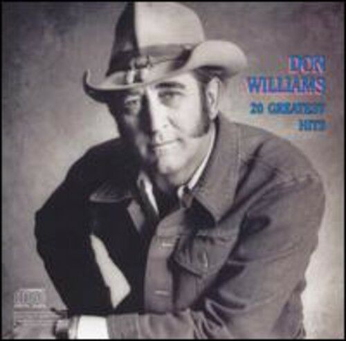 Don Williams - 20 Greatest Hits [New CD] Manufactured On Demand