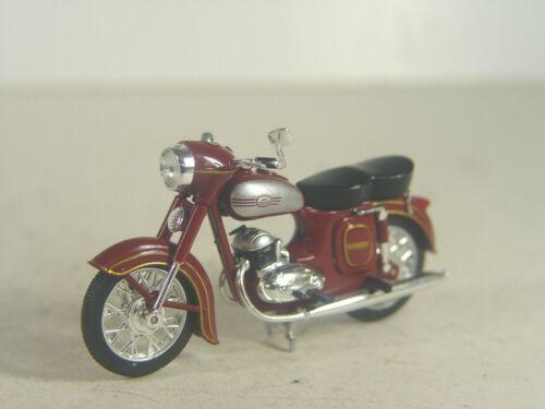 Jawa 354-004 Motorrad Fertigmodell Atlas 1:24-7168104 #E