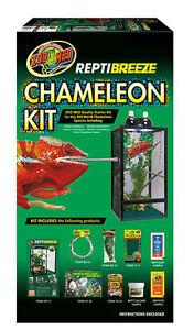 Zoo Med Reptibreeze Chameleon Kit 41x41x76cm Reptibreeze