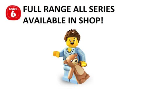 Lego sleepyhead//pyjamas guy series 6 unopened new factory sealed