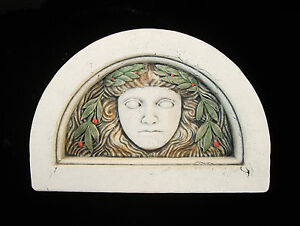 MOTHER NATURE   GODDESS   GARDEN    ARTS AND CRAFTS  GOTHIC  ELLISON TILE