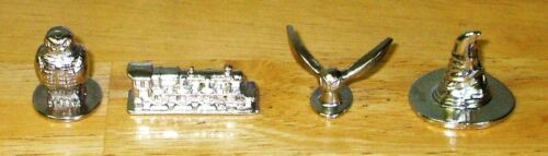 Monopoly METAL Collectible /& MINT $2.99 shipping Harry Potter Tokens SCENE IT