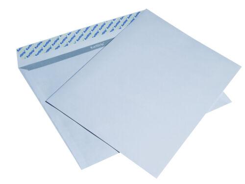 50//100//500 Briefumschläge Umschlag DIN C4 weiß 229x324mm haftkl C40.10E
