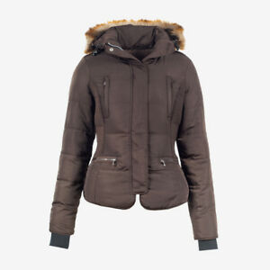 Horze Crescendo Ariana Femmes manteau court hydrofuge et coupe-vent-afficher le titre d`origine aYilda49-07152953-537466855