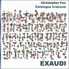 Christopher Fox: Catalogue Irraison' (CD, Nov-2009, Metier)