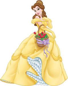 Beauty-and-the-Beast-Belle-Disney-Princess-Vinyl-Kids-Room-Wall-Mural-Decal