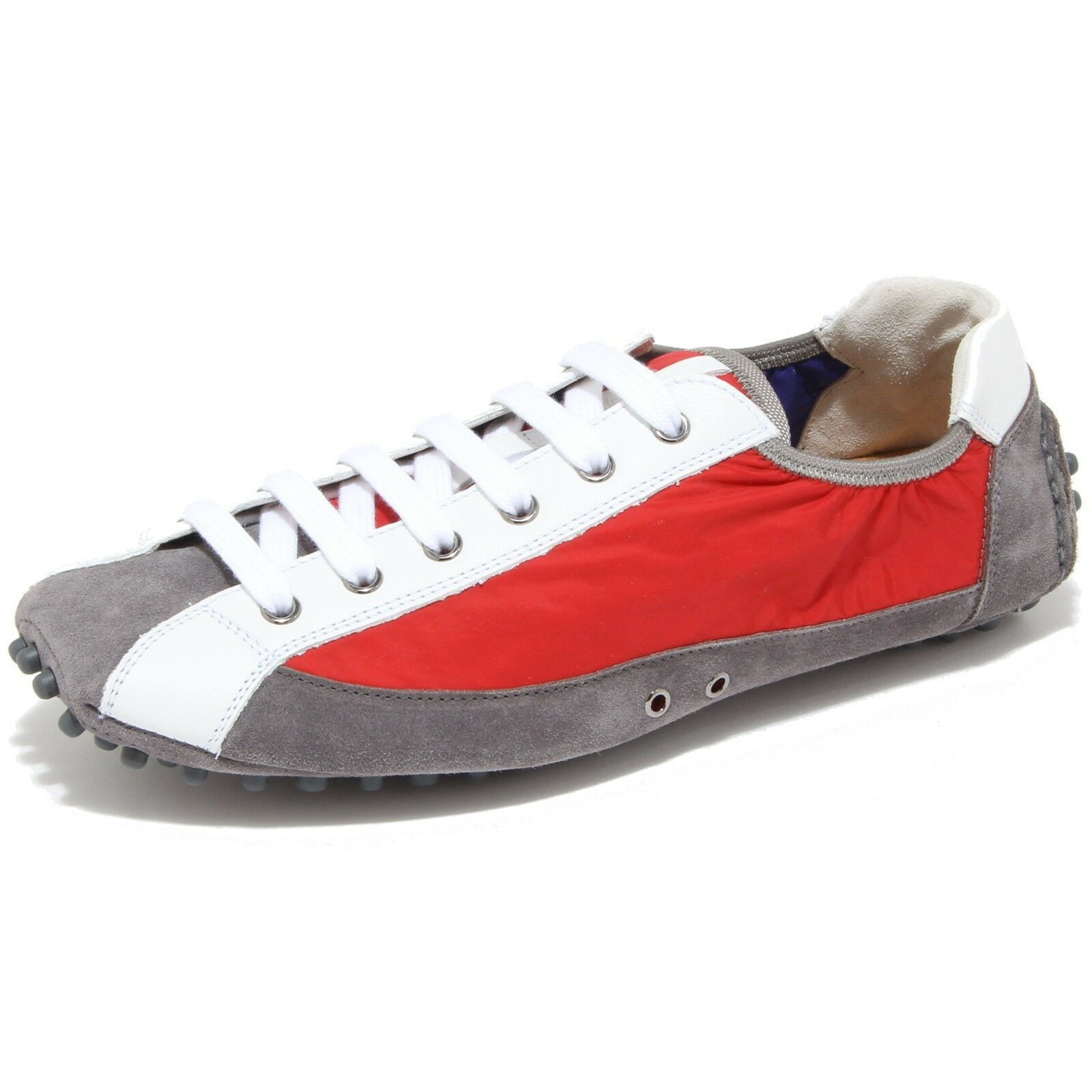 7661L sneakers uomo CAR SHOE men nylon scamosciato scarpe schuhe men SHOE a9b417