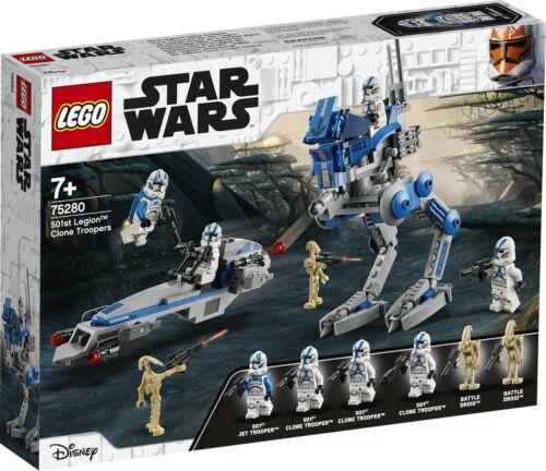 AAT 75283 Armored Assault Tank LEGO Star Wars 2er Set 75280 Clone Troopers