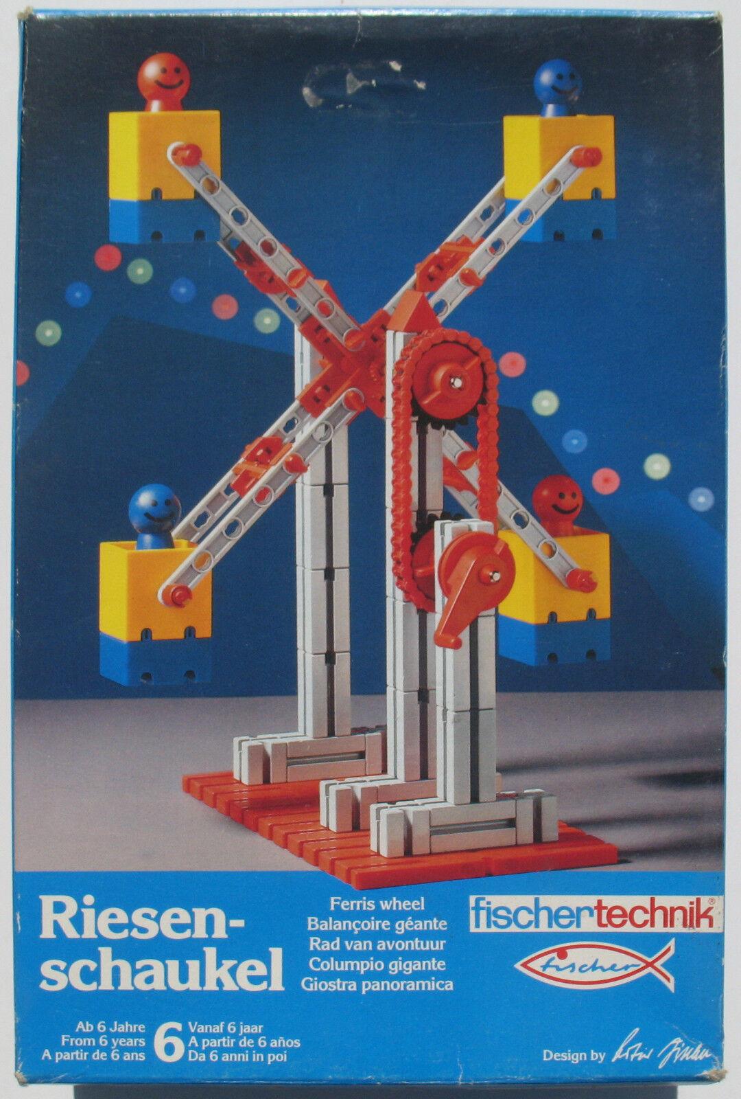 Fischertechnik 30453 - Riesenschaukel - Ferris Wheel - NEU&OVP - New