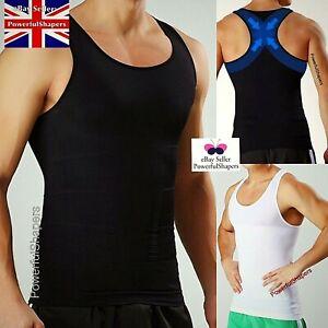 Best Shapewear Shirt for Men To Hide Man Boobs Gynecomastia Tummy Trimmer Vest