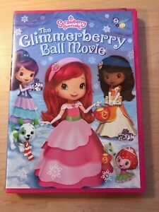 Strawberry Shortcake: The Glimmerberry Ball Movie ...