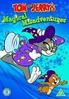 Tom Andamp Jerry Magical Misadventures DVD 2016
