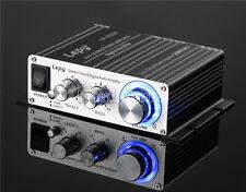 Lepy LP-2020A Hi-Fi Stereo Power Amplifier Digital Audio Home Car Auto Amp 20W×2