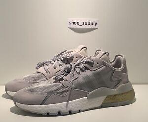 NEW Adidas Nite Jogger Grey Size 10.5