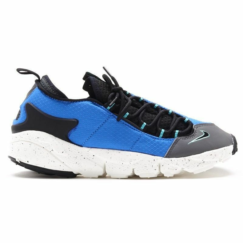 Nike air footscape nm blu / cobalto / / / neri 8 nuovi 852629 400 edf45b