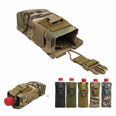 Outdoor Military Tactical Molle Modular Nylon HHR Two-way Radio Belt Pouch Bag
