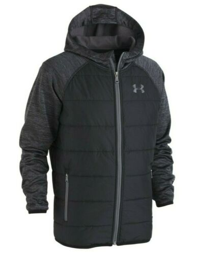 MSRP$75.00 Under Armour Toddler Boys Trekker Hooded Jacket Size 2T NWT