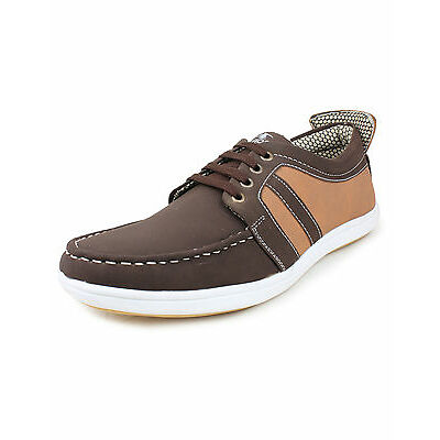 Inure Brown Casual Shoes For Men Art No7505
