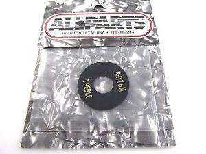 BLACK-RHYTHM-TREBLE-Interrupteur-Ring-pour-Gibson-Les-Paul-guitares