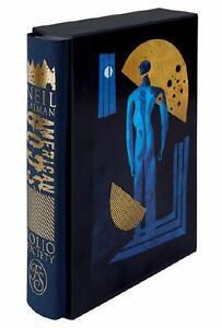 NEW SEALED Neil Gaiman American Gods / Anansi Boys Bonded