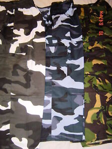 MENS-CAMO-COMBAT-ARMY-3-4-BOTTOMS-TROUSERS-ALL-SIZES