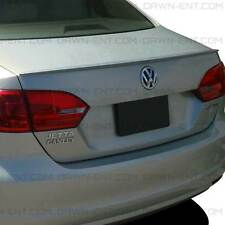 For: VW JETTA; PAINTED Spoiler Wing Factory Style No Drill Install 2011-2016