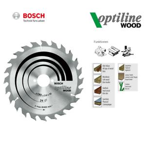 Bosch-Hartmetall-Kreissaegeblatt-130-140-150-160-165-180-190-200-210-216-230-250