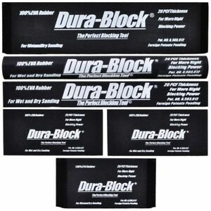 DuraBlock AF44A Kit 6-Piece Sanding Block Set 4400 4401 4402 4404 2x-4405
