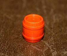 Playmobil pirates petit tonneau tonnelet orange 15 mm  4444 5646