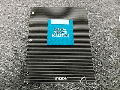 1993 Mazda RX-7 Original Factory Technical Service ...