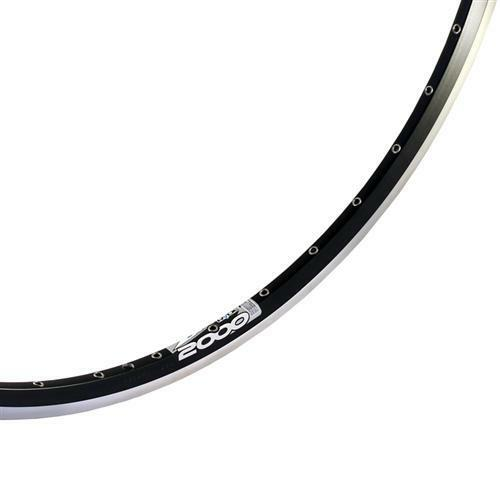 Rim Ryde ZAC2000 double-wall rim 28 inch black 36