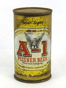 Scarce-1940s-ARIZONA-Phoenix-A-1-BEER-OI-IRTP-Can-Tavern-Trove