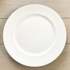 Mikasa Composure White Bone China 11 Dinner Plate Y1601 For Sale Online Ebay