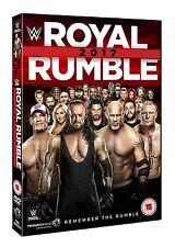 WWE Royal Rumble 2017 [DVD] *NEU* Goldberg, Brock Lesnar, Undertaker, Cena