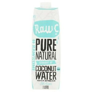 Raw C Pure Natural Coconut Water 1 litre