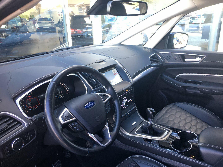 Ford S-MAX 2,0 TDCi 180 Vignale 7prs - billede 11