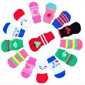 4Pcs-set-Cute-Pet-Puppy-Dogs-Anti-Slip-Knitted-Socks-Skid-Bottom-Winter-Warm-n