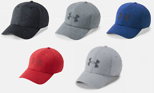 Under Armour Men s UA Twist Closer 2.0 Stretch Fit Cap Hat Flex  63c0f07af99