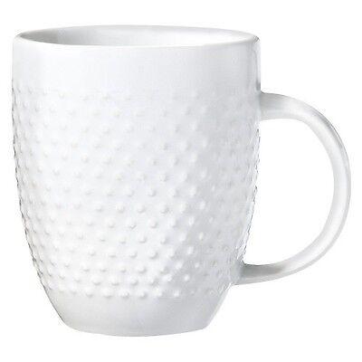 Threshold Beaded Coffee Mug Set of 4 - White
