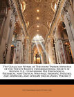 The Collected Works of Theodore Parker: Minister of the Twenty-Eighth Congregati