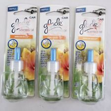 Glade Car Vent Scented Oil Refill HAWAIIAN BREEZE Air Freshener