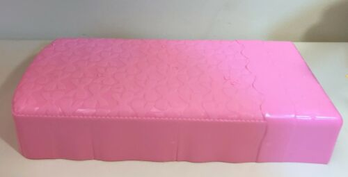 Mattel BARBIE FFY84 CJR47 Dream House Pink BED ONLY Replacement Parts NOP