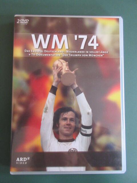 WM `74 (2006) Das Endspiel Deutschland - Niederlande 2 DVDs