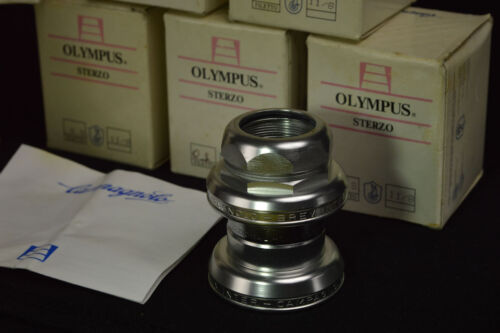 """NOS Campagnolo Olympus New In Box sterzo 5//4 1 1//4/"""" MTB rare vintage headset"""