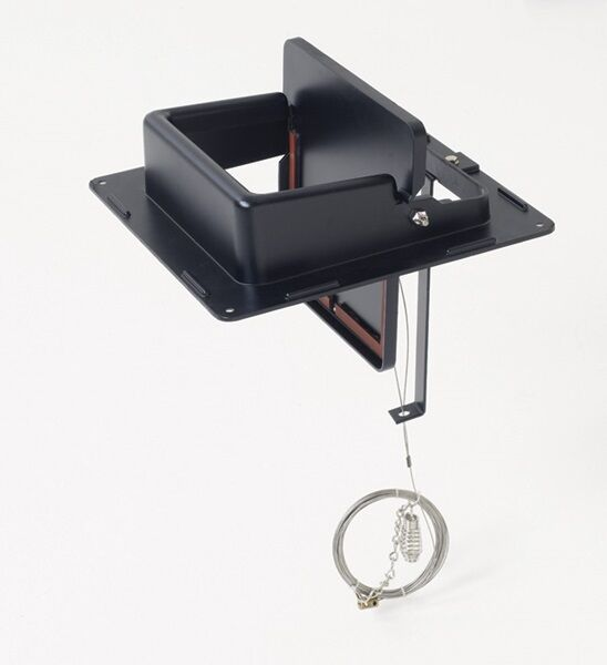 Lock-Top II Chimney Cap-Damper LOCK-TOP 09510 17 in x 17 in