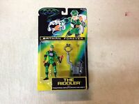 Batman Forever The Riddler Action Figure Kenner Toy On Card 1995 Movie Dc Robin on sale