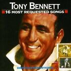 Sixteen Most Requested Songs 9399700006919 by Tony Bennett CD