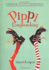 Puffin Modern Classics: Pippi Longstocking by Astrid Lindgren (2005, Paperback)