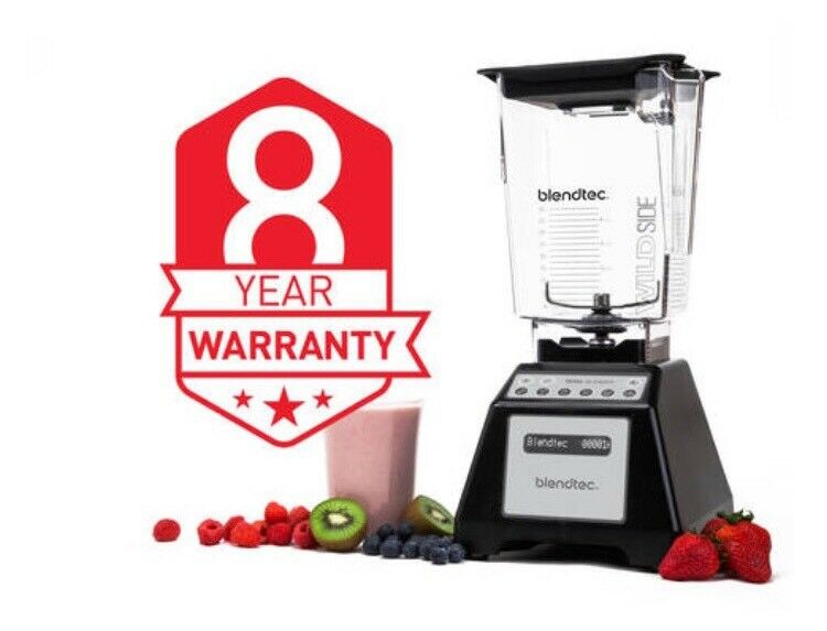 Blendtec TB-621-20 Total Blender Classic with FourSide Jar, NIB SHIP FROM STORE